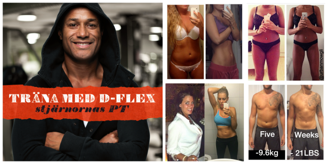 D-FLEX HOUSE OF FITNESS