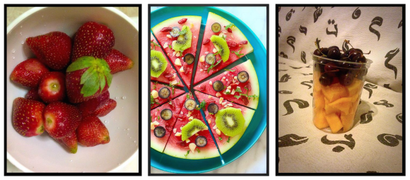 Healthy Vacation Food Ideas