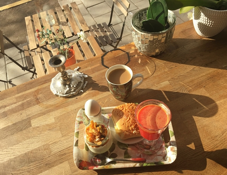 Lilla Caféet på Söder - It offers a genuine home feeling!